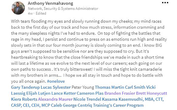 AnthonyVenmahavongSocialMediaReview